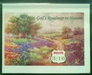 God's Roadmap to Heaven via Route 3:16